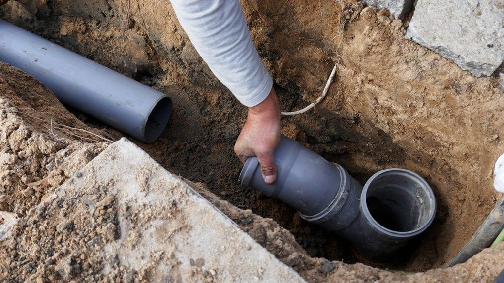 Ремонт на канализация в Нови Искър